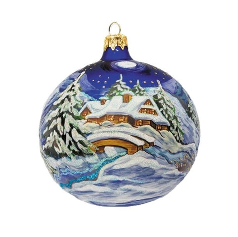 Van Gogh Ornament