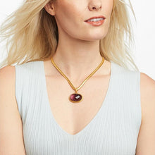 Load image into Gallery viewer, Julie Vos Verona Statement Necklace