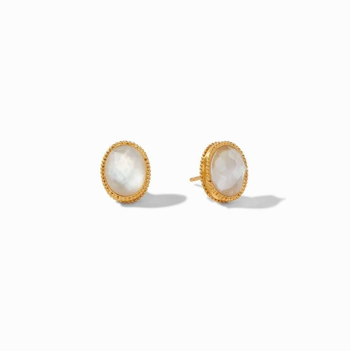 Julie Vos Verona Stud Earrings