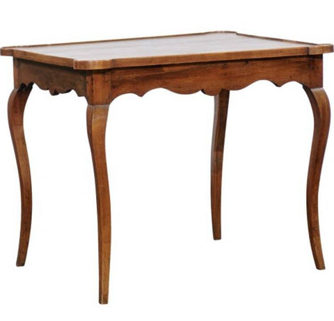 Louis XV Walnut Game Table