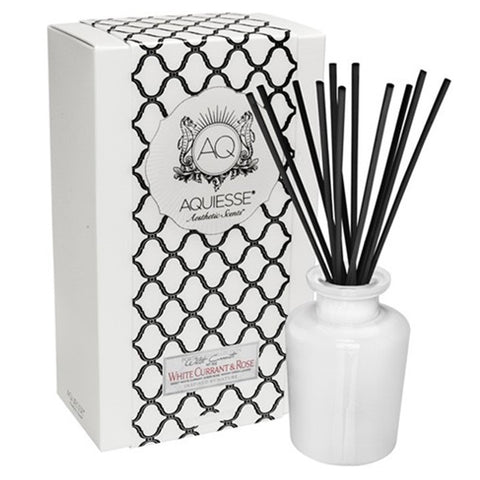 Aquiesse White Currant and Rose Diffuser