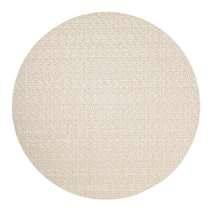 Wicker Placemat in Cream