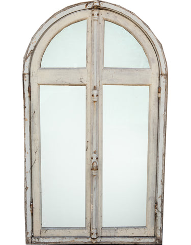 French Window with Hardware