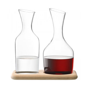 Water and Wine Carafe Set