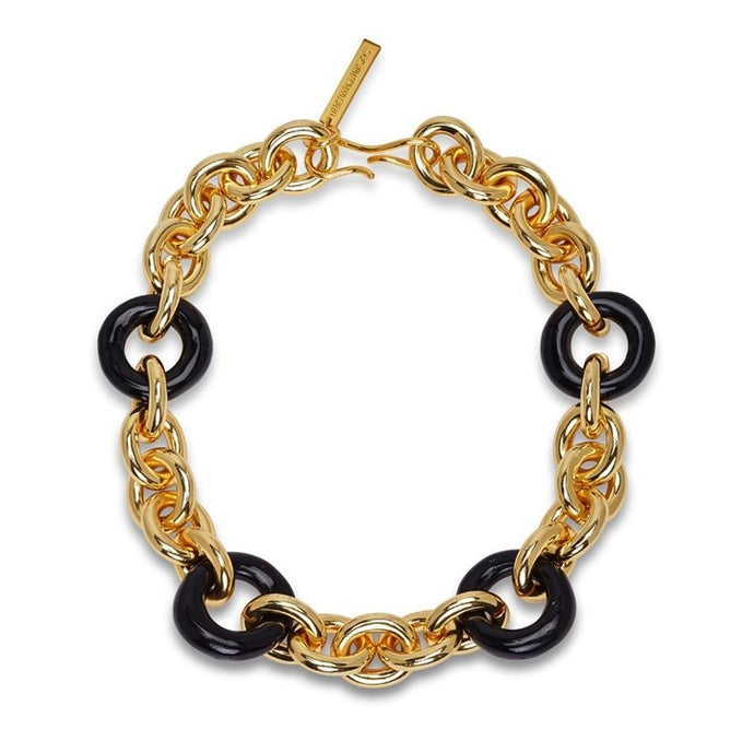 Lizzie Fortunato Zodiac Collar Necklace