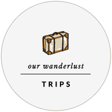 trips our wanderlust