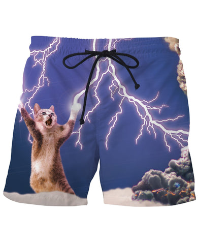5e751947cc Custom Swim Trunks. Personalized Swim Shorts
