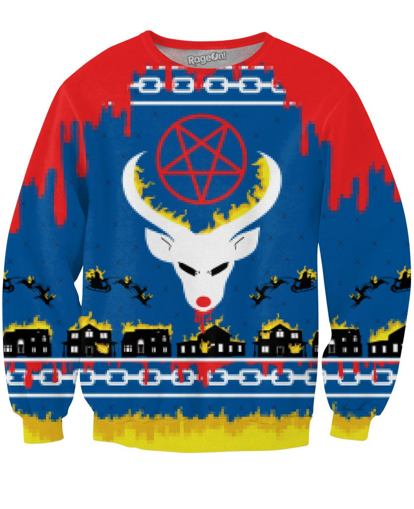 22c8c88e5088 12 Ugly X-Mas Sweaters That Will Get All The HOs!