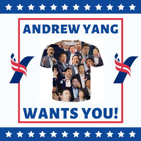 Andrew Yang Design Contest