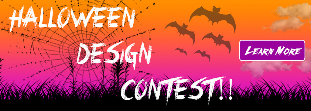 halloween design contest