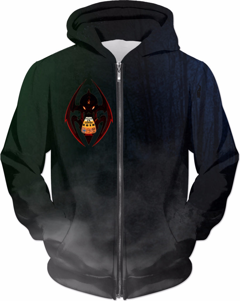 RAZRWING TREATS by STYERIA for AGGRESSION Hoodie