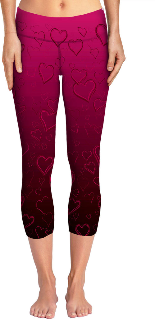 Valentines Yoga Pants It's Complicated Love Nickers