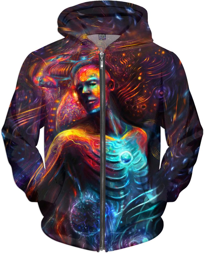 Glory of existence hoodie