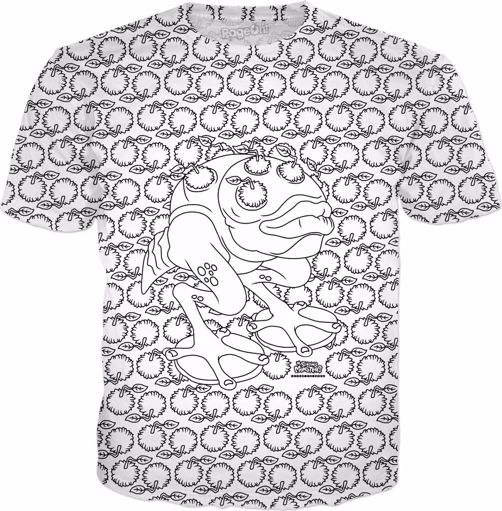 My Singing Monsters: Coloring Book Brump T-Shirt