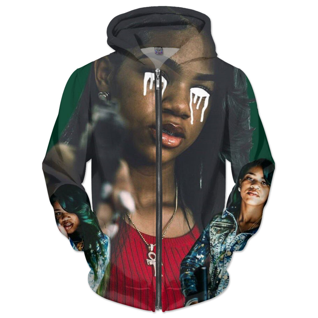 Molly Brazy Hoodies