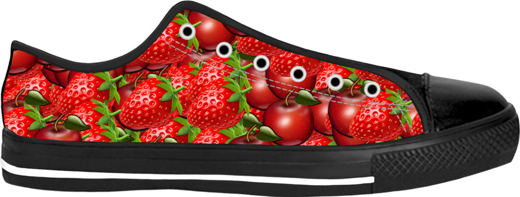 Strawberry Shoes 3