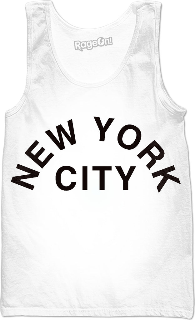 New York City Tank Top