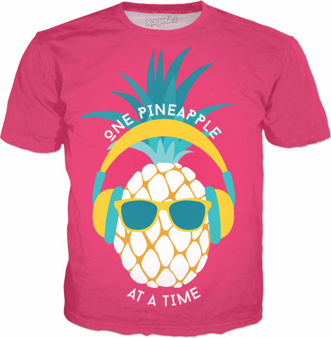 One Pineapple at a Time T-Shirt