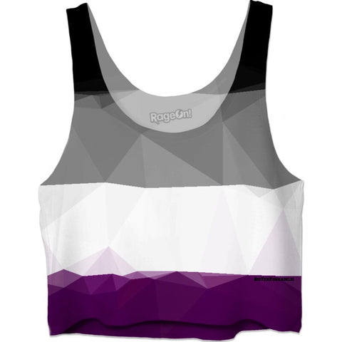 BigTexFunkadelic- Geometric Asexual Pride Collection