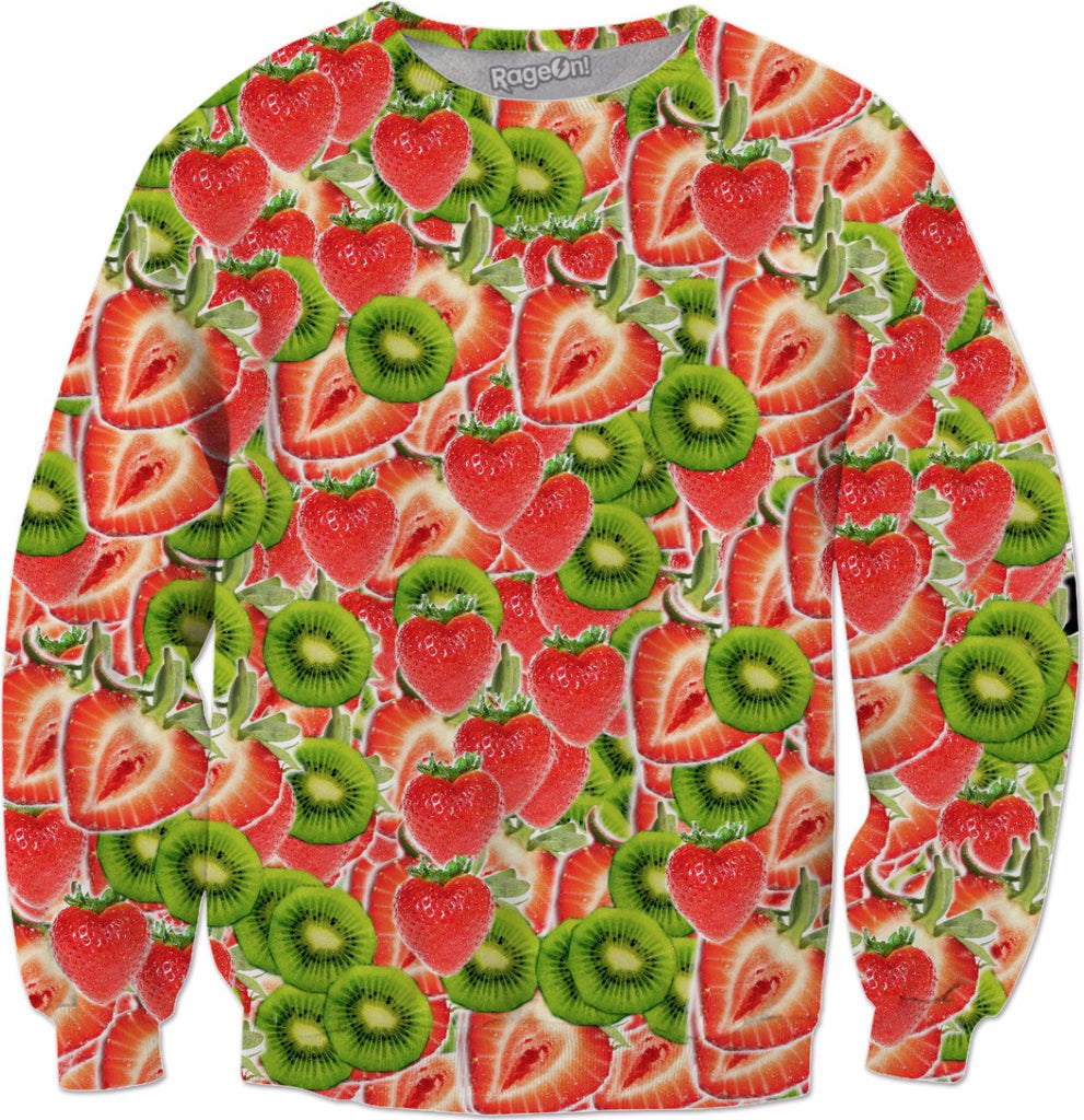 Strawberry Kiwi Madness 3