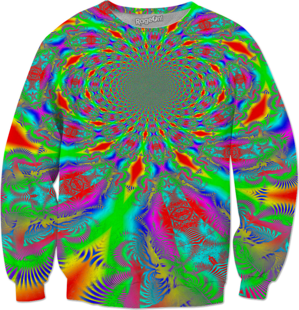 Psych Out Vortex Sweatshirt