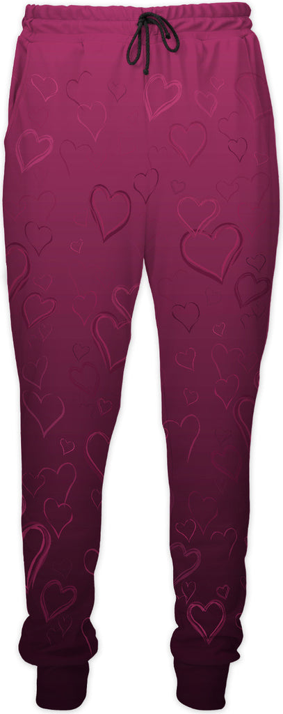 Valentines Joggers It's Complicated Love Sweatpants