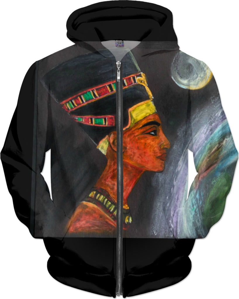 Queen Nefertiti Moon