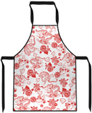 Fine China Cooking Apron