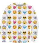 Emoticons Sweatshirt