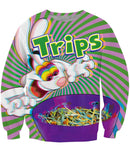 Trips Aren't for Kids Crewneck Sweatshirt *Ready to Ship*