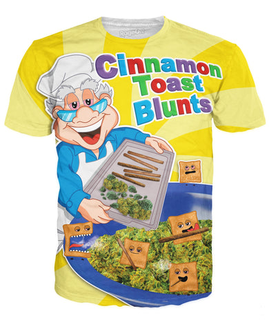 Cinnamon Toast Blunts T-Shirt