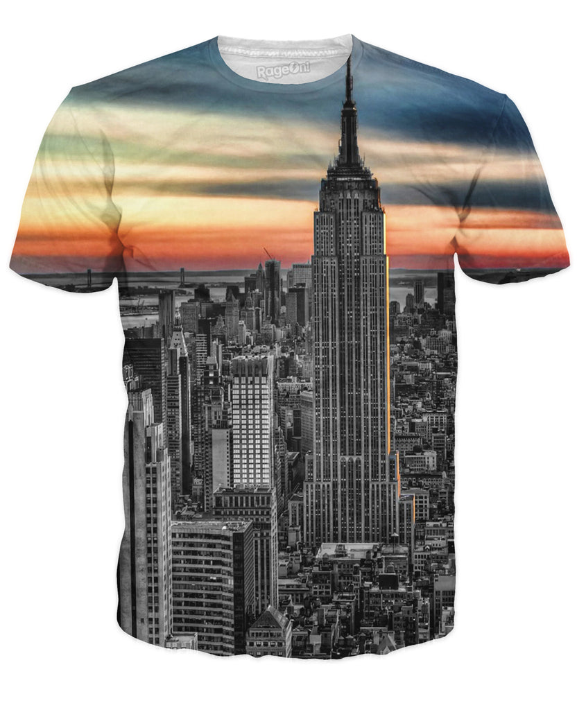 Empire State Building Shirts