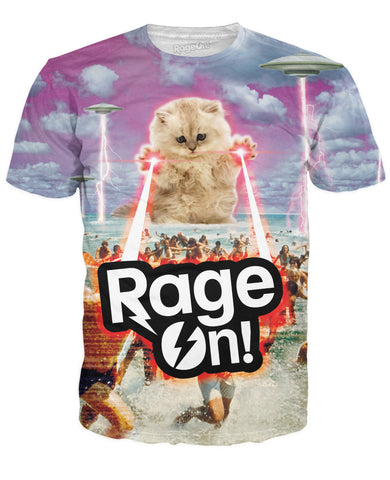 The Kitten RageOn Loved T-Shirt