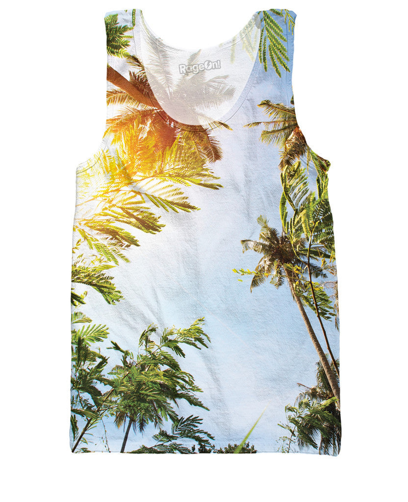 Palm Trees Tank Top *Ready to Ship*