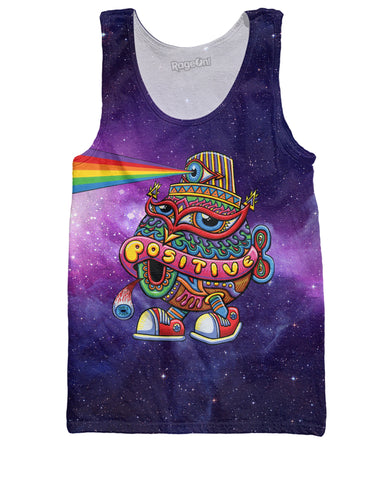Activated Turtle Cap Tank Top
