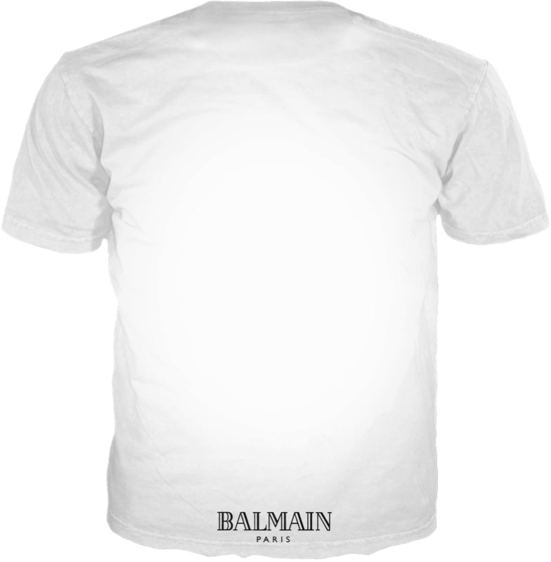 7d5b418f Balmain Paris Saint Germain T-Shirt – Idea di immagine del club fc