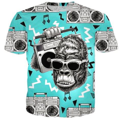 Gorilla Radio (Many Products)