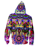 Psychoactive Supreme Zip-Up Hoodie *Ready to Ship*