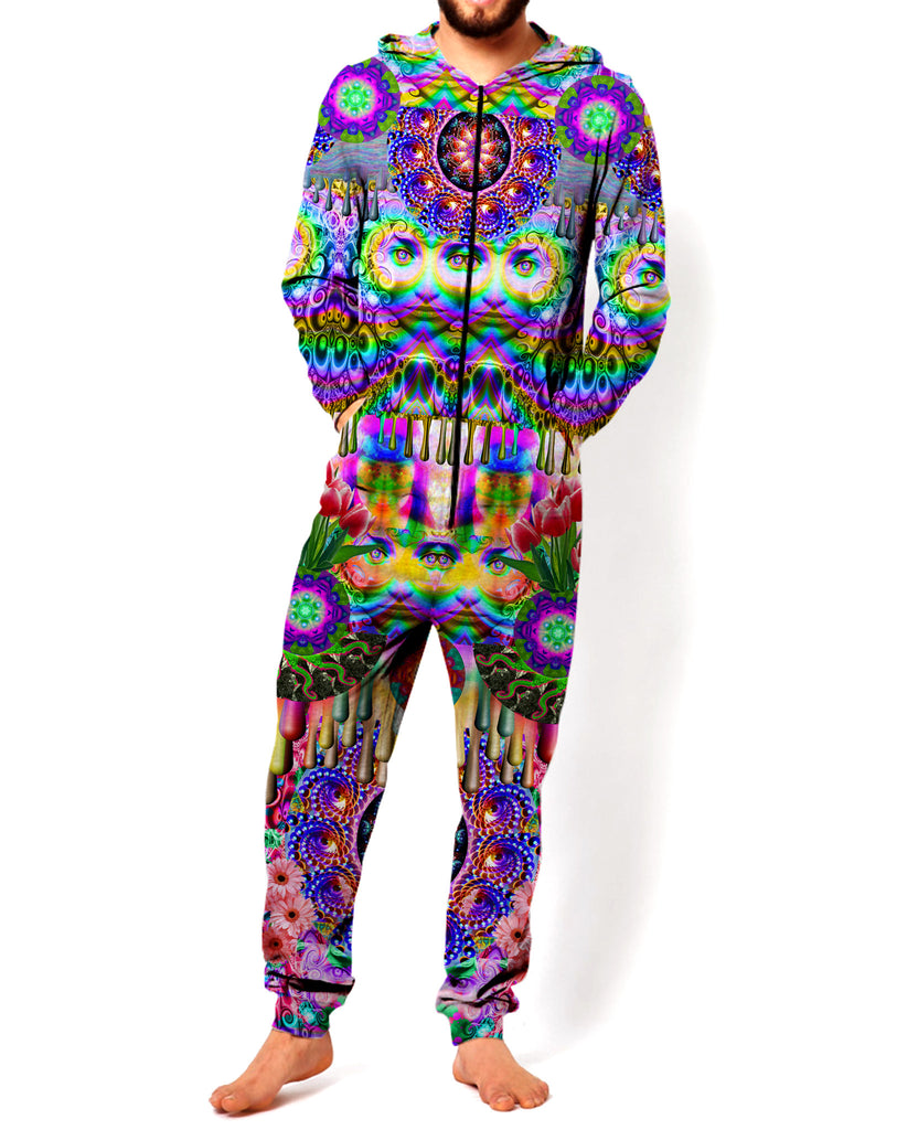 Psychoactive Supreme Onesie *Ready to Ship*