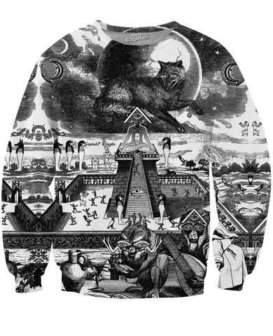 Grande Temple Sweatshirt