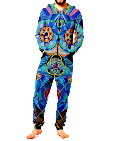 Guardian at the Gate Onesie