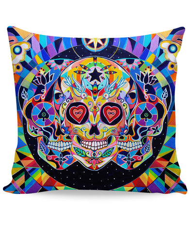 Love & Death Couch Pillow