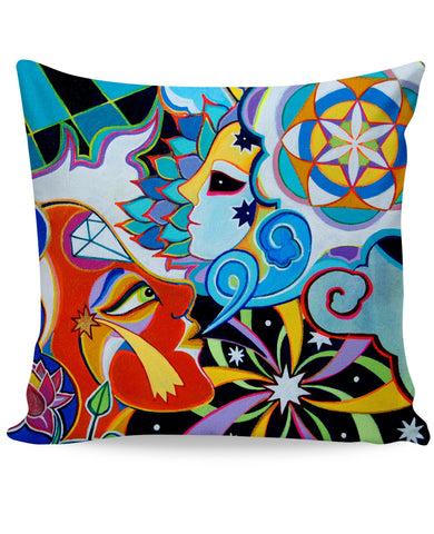 Breath of Life Couch Pillow