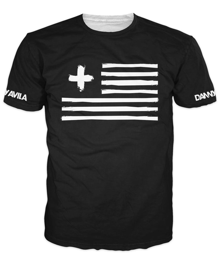 Danny Avila Flag T-Shirt *Ready to Ship*