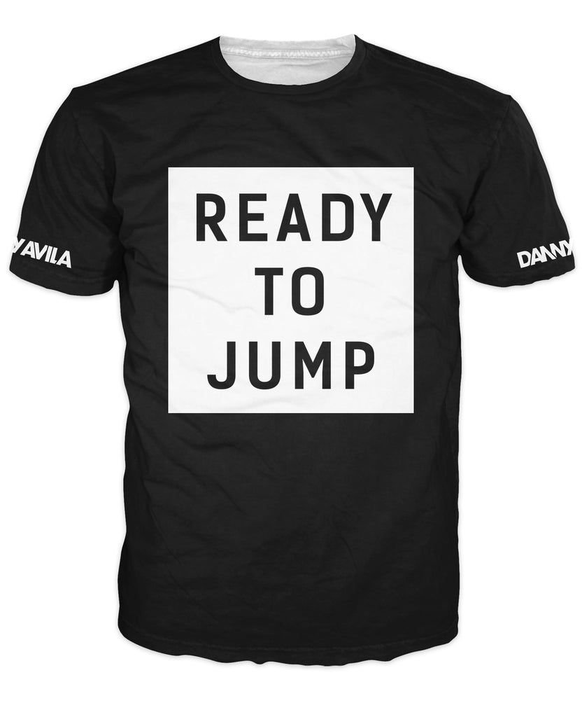 Danny Avila + Ready To Jump T-Shirt