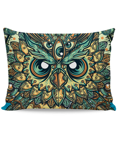 God Owl of Dreams Pillow Case