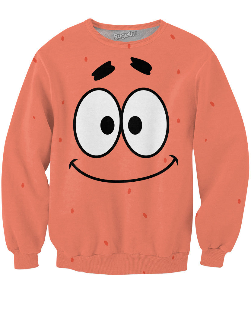 Duh... It's Me, Patrick! Crewneck Sweatshirt *Ready to Ship*