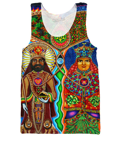 King and Queen Tank Top
