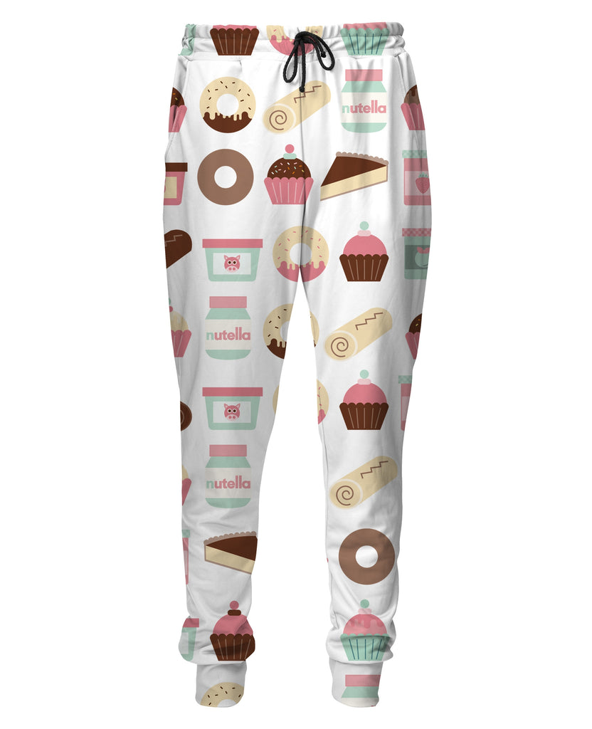 Cupcakes Pattern Sweatpants