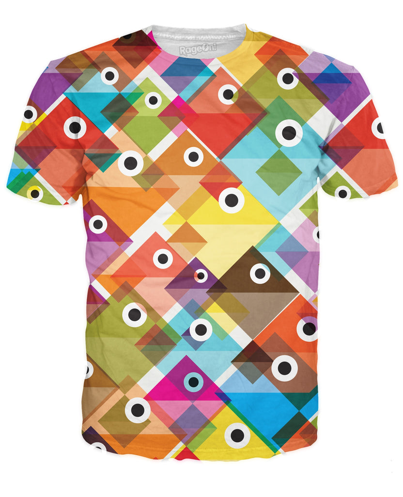 Colorful Fish T-Shirt